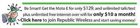 Join Republic Wireless and start saving money today!